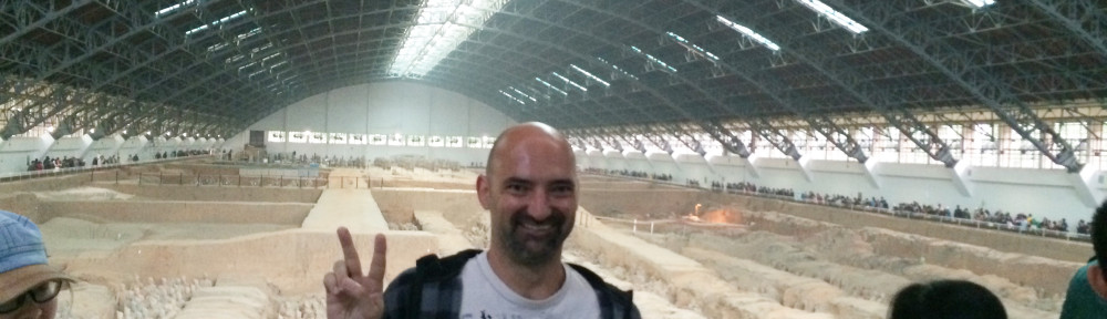 Austria, Germany, and China 2014: Part 12 – Xi'an and the Terracotta Warriors